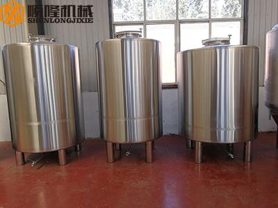 2000 L Large beer Scale Brewing Equipment For Brewery Complete Production Line