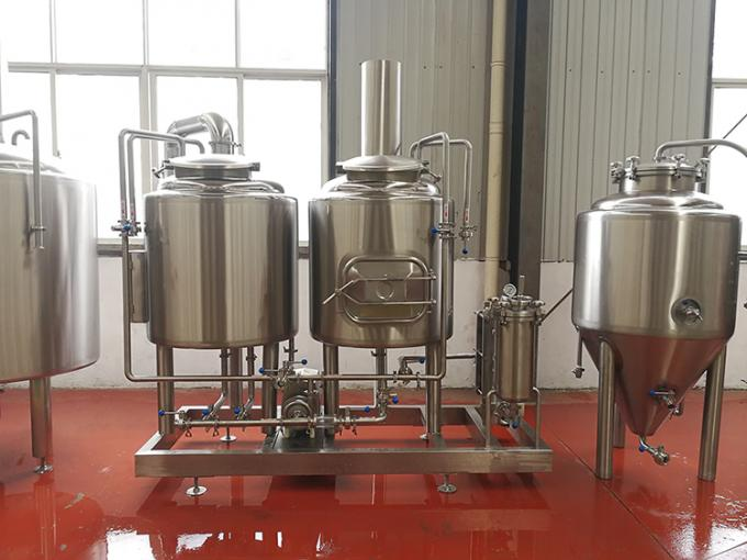200L Microbrewery Equipment Electrical Heated Small Brewery Equipment