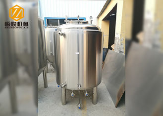 China Stainless Steel Bright Beer Tank , 2HL Small Beer Brewing Tanks For Storage supplier
