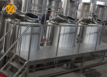 China 20HL Small Beer Brewery Equipment Stainless Steel Material Convenient Operate supplier