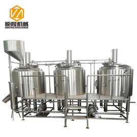 China Steam Condenser Exhausting Microbrewery Brewing Equipment , Beer Distillery Equipment supplier