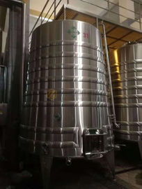 China Customized 50hl Beer Fermentation Tanks Wine Making Kits With Adjustable Voltage supplier