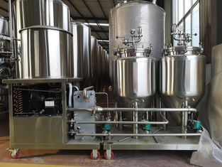 China 50L small brewery equipment for home brew unit machine supplier