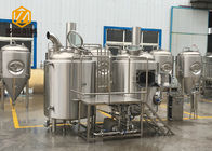 China Large Capacity Professional Brewing Equipment All 304 Completed Six Systems factory