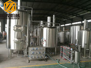 CE standerd Beer Brewing Kit , 100% Food Grade Stainless Steel 304 Brewing Equipment for brewery , restaurant , brewpub