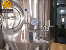 China Stainless Steel Beer Fermentation Tanks , 5HL Cylindro Conical Fermenter factory
