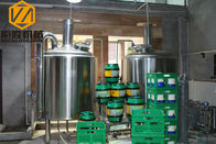 China Complete Beer Brewing System 300L Brew House With 50L Portable CIP Unit factory