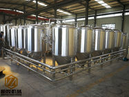 China 300L Top Manhole Conical Beer Fermenter 60 Degree Cone stainless steel material factory