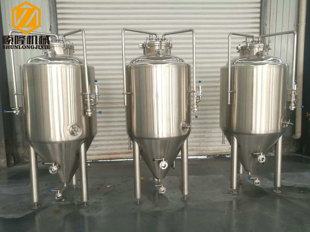 150KG Malt Mill Beer Brewing System , Home Brewing Systems