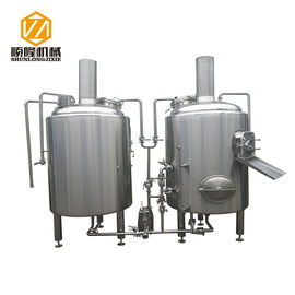 China Stainless Steel Beer Brewing Equipment , 200L Diy Home Micro Beer Fermentation Equipment factory