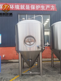China Efficiency Stainless Steel Fermentation Tank Servicing Tank For Micro Brewery , Brewpub distributor